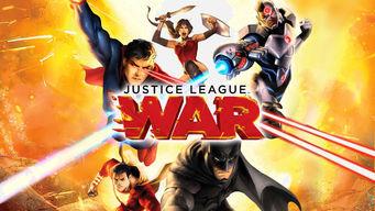 Se Justice League: War på Netflix