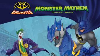 Se Batman Unlimited: Monster Mayhem på Netflix