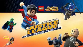 Se LEGO: Justice League vs The Legion of Doom på Netflix