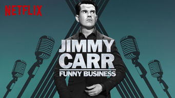Se Jimmy Carr: Funny Business på Netflix