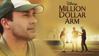Se Million Dollar Arm på Netflix