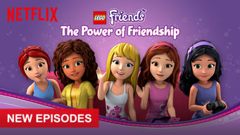 Se LEGO Friends: The Power of Friendship på Netflix