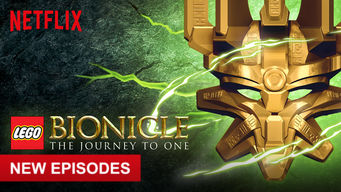 Se LEGO Bionicle: The Journey to One på Netflix