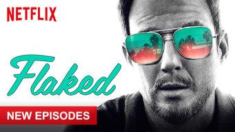 Se Flaked på Netflix