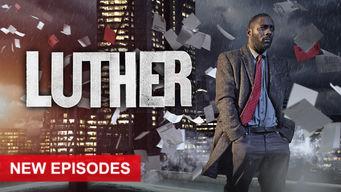 Se serien Luther på Netflix