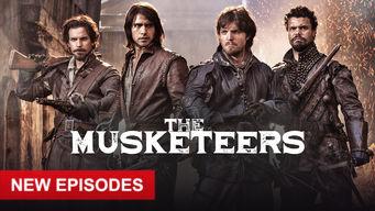 Se The Musketeers på Netflix