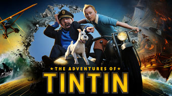 The Adventures of Tintin film serier netflix