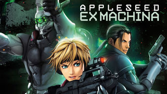Se Appleseed: Ex Machina på Netflix