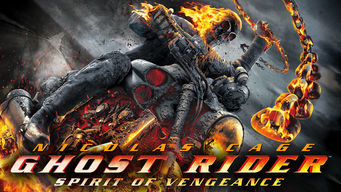 Se Ghost Rider: Spirit of Vengeance på Netflix