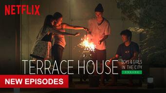 Se Terrace House: Boys & Girls in the City på Netflix