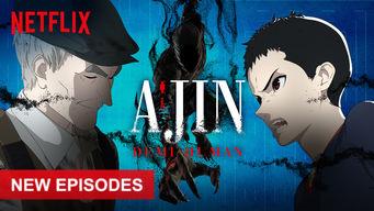Se AJIN: Demi-Human på Netflix