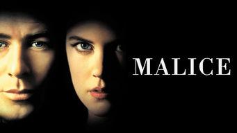 Se Malice på Netflix