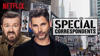 Se Special Correspondents på Netflix