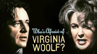 Se Who's Afraid of Virginia Woolf? på Netflix