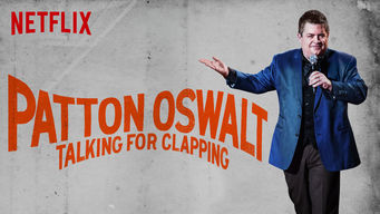 Se Patton Oswalt: Talking for Clapping på Netflix