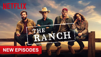 Se serien The Ranch på Netflix