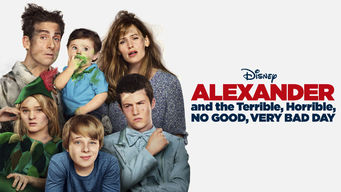 Se Alexander and the Terrible, Horrible, No Good, Very Bad Day på Netflix