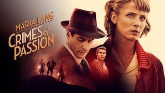 Se Maria Lang: Crimes of Passion på Netflix