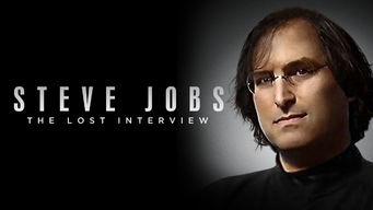 Se Steve Jobs: The Lost Interview på Netflix