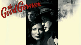 Se The Good German på Netflix