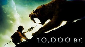 Se 10,000 B.C. på Netflix