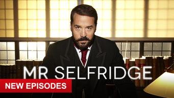 Se Mr Selfridge på Netflix