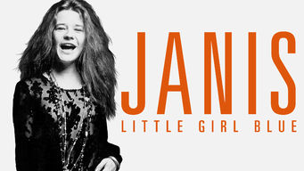 Se Janis: Little Girl Blue på Netflix