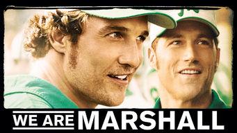Se We Are Marshall på Netflix