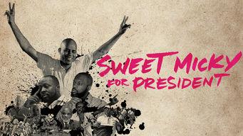 Se Sweet Micky for President på Netflix