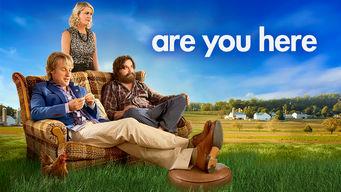 Se Are You Here på Netflix