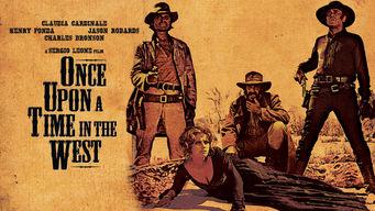 Se Once Upon a Time in the West på Netflix