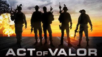 Se Act of Valor på Netflix