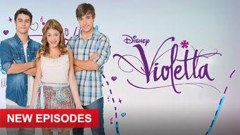 Se Violetta på Netflix