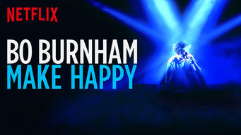 Se Bo Burnham: Make Happy på Netflix
