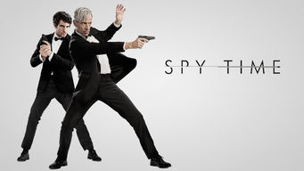 Se Spy Time på Netflix