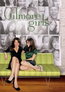 gilmore girls netflix dk