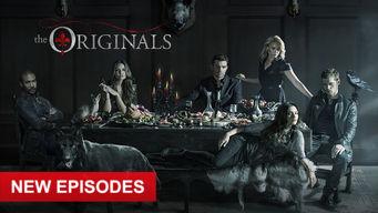 Se The Originals på Netflix