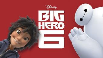 Se Big Hero 6 på Netflix