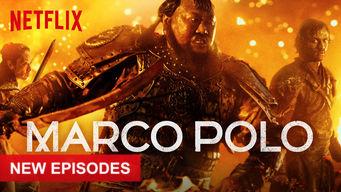 Se Marco Polo på Netflix