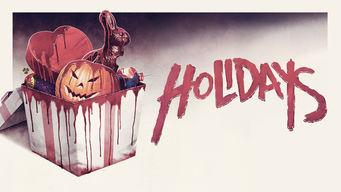 Se Holidays på Netflix