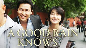 Se A Good Rain Knows på Netflix
