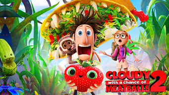 Se Cloudy with a Chance of Meatballs 2 på Netflix