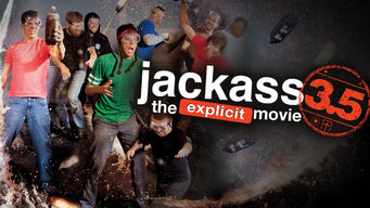 Se Jackass 3.5: The Unrated Movie på Netflix