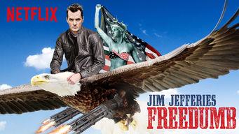 Se Jim Jefferies: Freedumb på Netflix