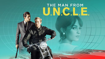 Se The Man from U.N.C.L.E. på Netflix