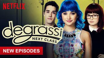 Se Degrassi: Next Class på Netflix