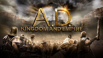 Se A.D. Kingdom and Empire på Netflix