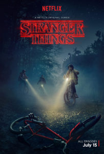 stranger things sæson 2 netflix