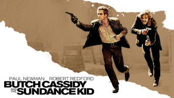 Se Butch Cassidy and the Sundance Kid på Netflix