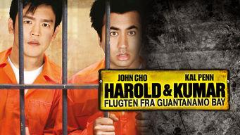 Se Harold & Kumar Escape from Guantanamo Bay på Netflix